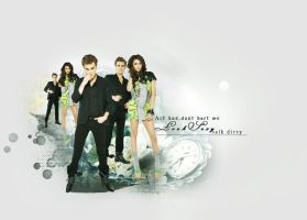 Stelena look sexy by Miss-deviantE