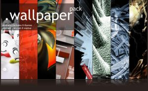 Wallpaper-Pack - Abstract by MadPotato