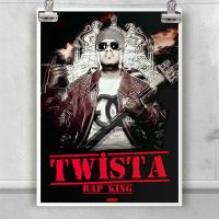 Twista Poster by DemircanGraphic