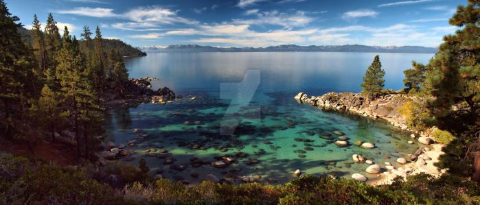 Tahoe Blue by MartinGollery