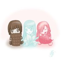 Neapolitan Ice cream! by NAD-LifeOfficial