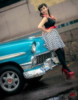 pin up style by FanoRED
