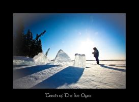 Teeth of the Ice Ogre by mad1dave