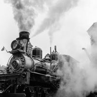 Steam Engine by jonniedee