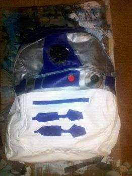 R2 Backpack by veluptous