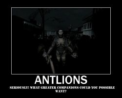 Antlions by PhantomGline