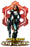 SWTOR Bounty Hunter Banner by FayBycroft