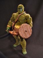 MOTUC custom Wooden Shield 2 by masterenglish