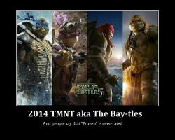 The Bay-Tles Are Over-Rated by KessieLou