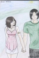 Rosis and Elis by Dhria