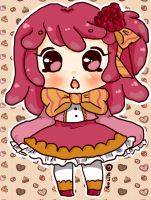 Raspberry Mini Cake Adopt (Mystery Dessert)CLOSED by LuciaTan