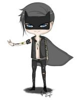 Andy Biersack chibi by AnnSGH