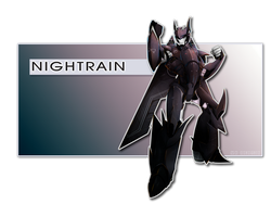 .:Commission:. NightRain by Wraitany