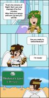 Kid Icarus Uprising by T-3000