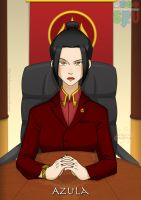 SRU [Azula] - Desire and Will by Sakura-Rose12