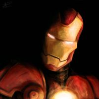 Iron Man by STACH2606