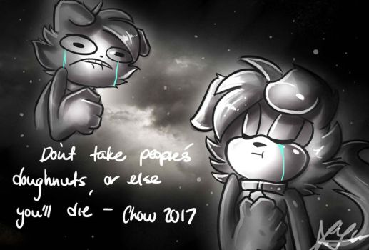 Some Wise Words from Chow by Blossom-fur7