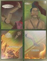 Tarzan at the hands of the Emperor (Page 3 of 3) by jackcrowder