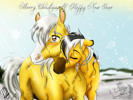 Merry Christmas 2009 by Leadmare