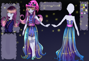 Offer to adopt: Witch by CoffeeCake-Adopts