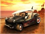 Rat Buggy by GoodieDesign