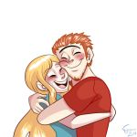 Hugs for Ed by Freyamustdie