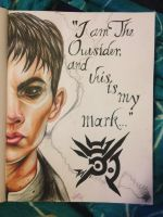 The Outsider - Dishonored by TheGreatValhalla