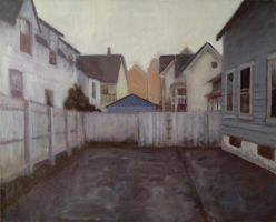 Driveway on Laurel St - Day by WingedLioness