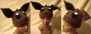 Eevee Hat by FleeceMonster
