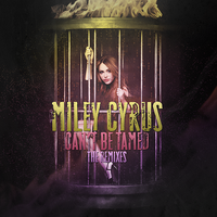 Can't Be Tamed Remix Cover by mikeygraphics