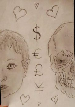 Life, Death, and In Between by The3rdNote