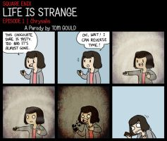 LIFE IS STRANGE | It Tastes Better the Second Time by TheGouldenWay