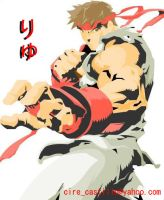 Ryu Untraced by heero20