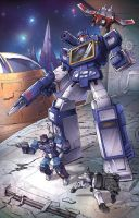 Soundwave superior by Dan-the-artguy