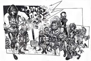 BA: Bring On the Bad Guys by illustrated1
