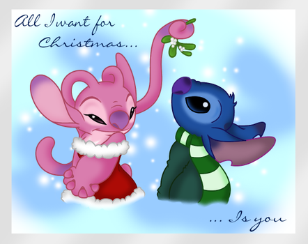 All I want for Christmas... by LittleTiger488