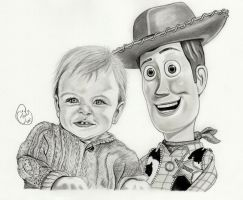Woody by EmilyHitchcock