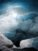 Ice Cave by middelmatig
