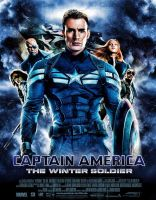 captain america poster by karimelmahalawy