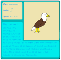 Walter - SoulQuest Application by Riverwolf12