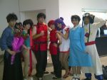 The Awesome Ranma Group 17 by Jarrahwhite