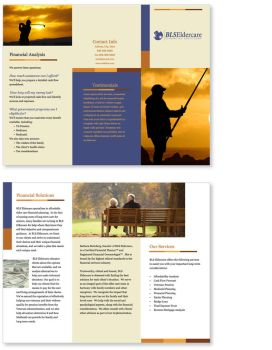 Retirement Planning Brochure by montgomeryq
