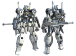 Aether 2015 WIP 4 (Mobile Suit Gundam) by TurinuZ
