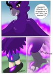 A cursed flame page 2(Dark Phoenix TF TG) by DarkDragon-Phoenix