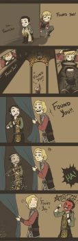 my Loki senses are tingling... by Netreemic