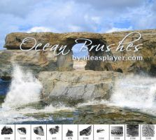 Ocean Photoshop Brushes by Ideasplayer
