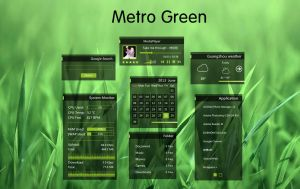 MetroGreen by kenneth117