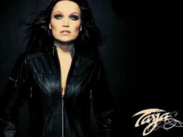 tarja turunen wallpaper 7 by LadyMoondance