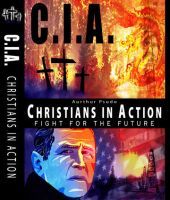 CIA Christians in Action by filoarts