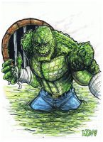 Apologise, Killer croc and poison ivy